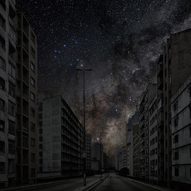 THIERRY COHEN - Darkened Cities / sao paulo