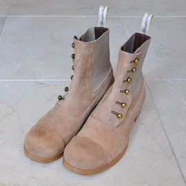 beautiful shoes - sidegore boots
