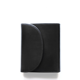 Whitehouse Cox - S1058 SMALL 3FOLD WALLET/Black