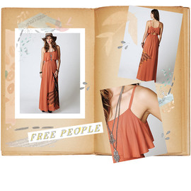 Free People - Maxi Dress