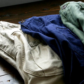 A vontade - Fatigue Trousers (VTD-0201-PT)