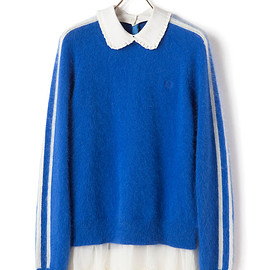 FRED PERRY - Muveil Crewneck Sweater