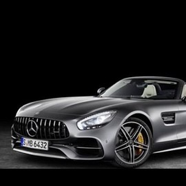 Mercedes-Benz AMG - GTC Roadster