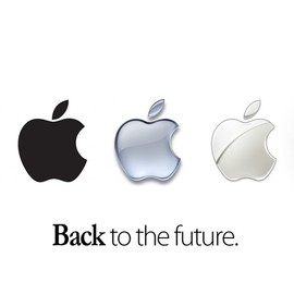 Apple - New Apple Logo?