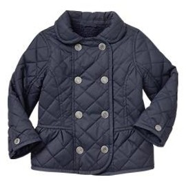 GAP - Quilted barn jacket