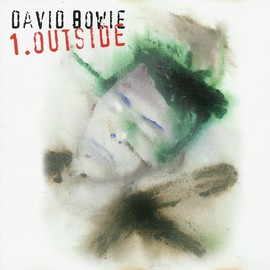 David Bowie - Outside - The Nathan Adler Diaries: A Hyper Cycle