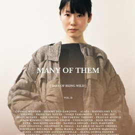 MANY OF THEM MAGAZINE - MANY OF THEM - VOL. II