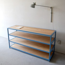 NAUT - Atelier display shelf 2