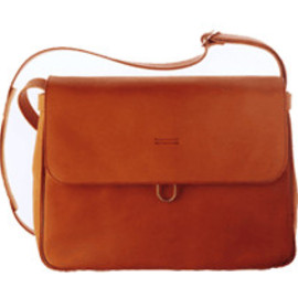 postalco - Mail Bag Large / Cross Grain Leather