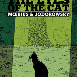 Moebius & Jodorowsky - The Eyes of the Cat