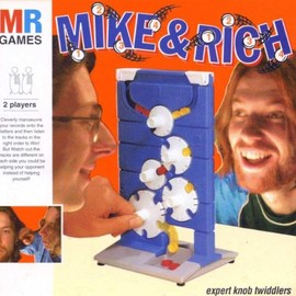 MIKE&RICH (Mike Paradinas & Richard D. James) - Expert Knob Twiddlers