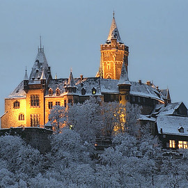 Germany - Wernigerode Castle