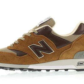 New Balance - M577BDB TAN Made in England