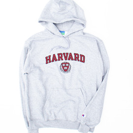 Champion - Harvard University/Sweat Hoodie