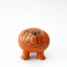 Lisa Larson - BULLDOG (LILL-KENNEL) 65mm