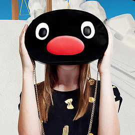 THE RODNIK BAND, PINGU - Pingu Head Bag