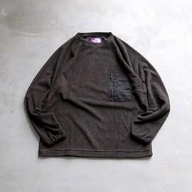 THE NORTH FACE PURPLE LABEL - Pack Field Fleece Crew