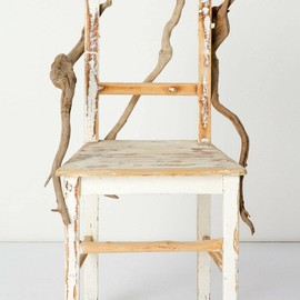 Anthropologie - Twisted Roots Altered Ego Chair