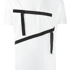 Dsquared2 - テープアップリケ Tシャツ