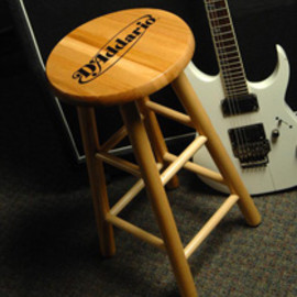 D'Addario - Wooden Stool