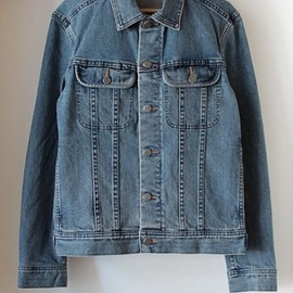 A.P.C. - Denim US Jacket