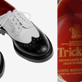 JUNYA WATANABE COMME des GARCONS - tricker's Shoes