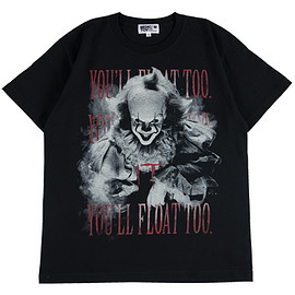 "MEDICOM TOY - MLE「IT」シリーズ TEE ""PENNYWISE 2"""