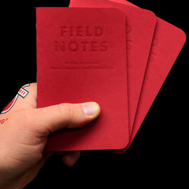 Field Notes - Fire Spotter edition (Fall 2011)
