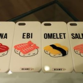BEAMS - SUSHI iPhone5/5s ケース