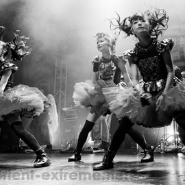 BABYMETAL - Dana (distortion) Yavin Photography