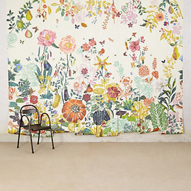 anthropologie - Great Meadow Mural
