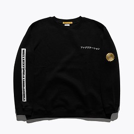FFF - Team Nothing Crew Long Sleeve Sweatshirt
