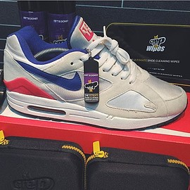 NIKE - Air Max 1/180 - Ultramarine Custom