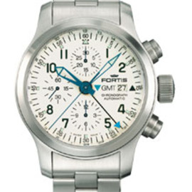 FORTIS - B-42FLIEGER CHRONOGRAPH GMT