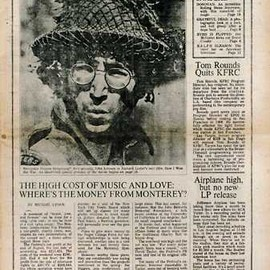 Rolling Stone Magazine - First Issue