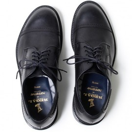 nonnative - DWELLER SHOES CAP TOE COW LEATHER WITH GORE-TEX® 2L BY REGAL
