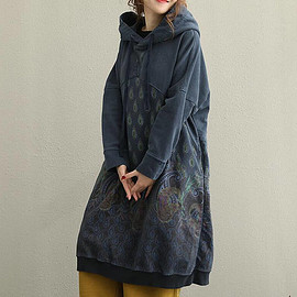 Oversized Loose Fitting Dresses, Long Maxi Dress, pullover Dresses, Maternity dress women