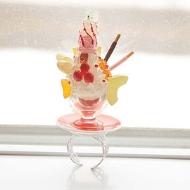 lepetitebonbon - Pocky Tower Ice cream ring / パフェの指輪
