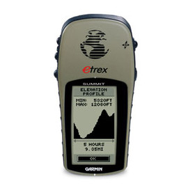 Garmin - etrex summit