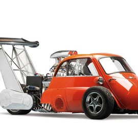 "BMW - 1959 BMW Isetta ""Whatta Drag"""