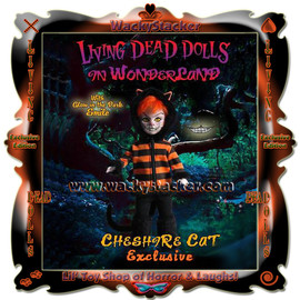 Living Dead Dolls - Cheshire Cat