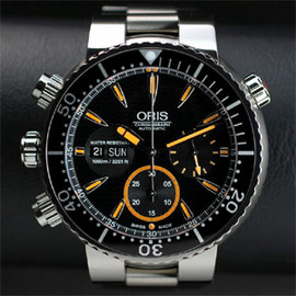 ORIS - ORIS - Carlos Coste Limited Edition2007