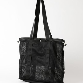 TAIKAN everything - FLANKER MESH TOTE BAG