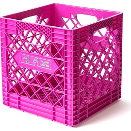 BRAIN DEAD - RECORD COLLECTOR EDITION CRATE -FUCHSIA / COPY OF RECORD COLLECTOR EDITION CRATE -BLUE