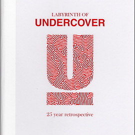 "UNDERCOVER - LABYRINTH OF UNDERCOVER ""25 year retrospective"" 展覧会図録"