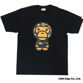 A BATHING APE - 1ST CAMO BIG BABY MILO TEE