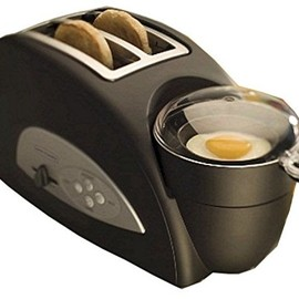 Back to Basics - TEM500 2-Slice Toaster and Egg Poacher