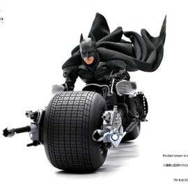 Hot Toys - Movie Masterpiece - 1/6 Scale Vehicle: Dark Knight Rises - Batpod