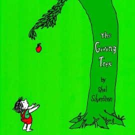 Shel SilverStein - The Giving Tree (Bilingual Edition)