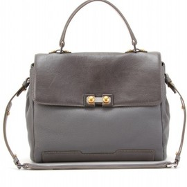 MARC BY MARC JACOBS - TOP HANDLE LEATHER SATCHEL